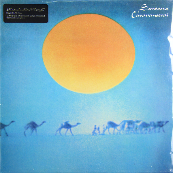 Santana Santana - Caravanserai (180 Gr) cd диск santana ultimate santana 1cd cyr