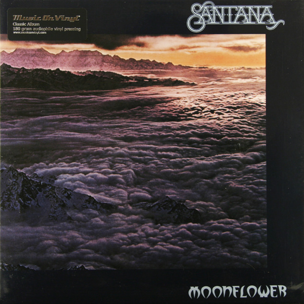 Santana Santana - Moonflower (2 Lp, 180 Gr) procol harum procol harum in concert 2 lp 180 gr