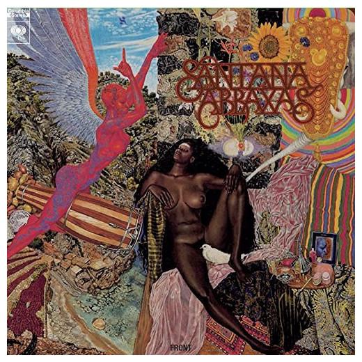 Santana Santana - Abraxas