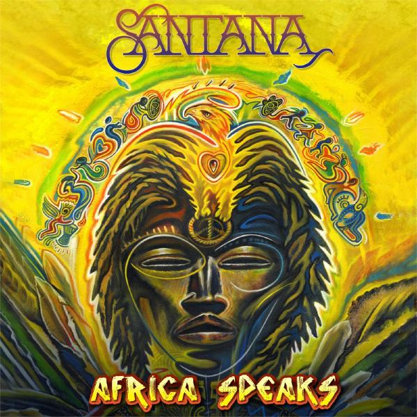 Santana - Africa Speaks (2 LP)
