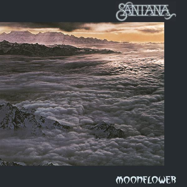 Santana - Moonflower (colour, 2 LP)