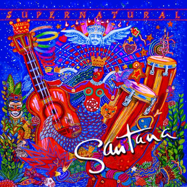Santana - Supernatural (2 LP)