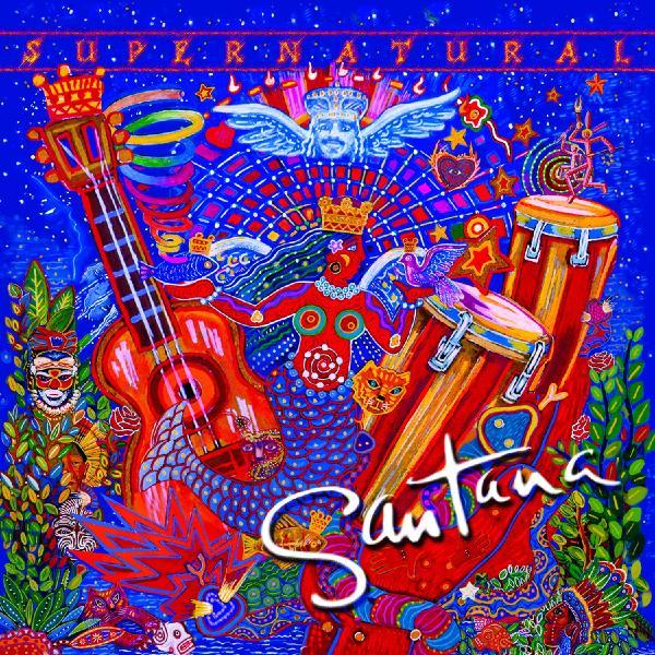 Santana - Supernatural (2 LP) (уценённый Товар)