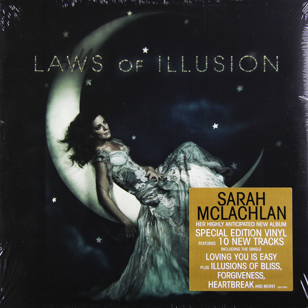 все цены на Sarah Mclachlan Sarah Mclachlan - Laws Of Illusion