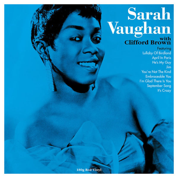 Sarah Vaughan - With Clifford Brown (colour)