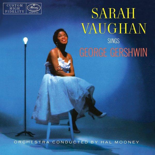 Sarah Vaughan Sarah Vaughan - Sings George Gershwin (2 LP) george benson – breezin lp