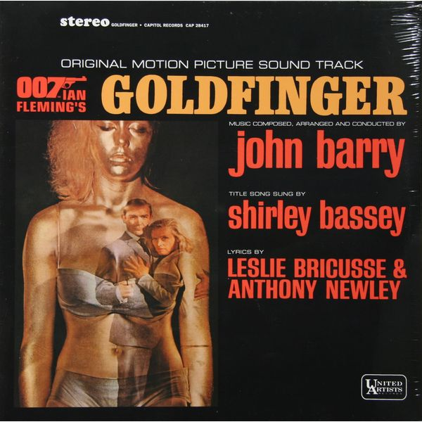 Саундтрек - Goldfinger