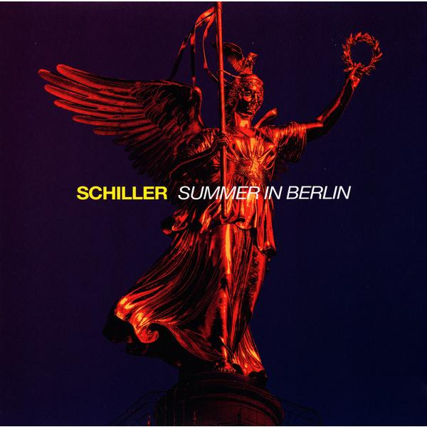 Schiller Schiller - Summer In Berlin (limited, Colour, 180 Gr, 2 LP) prince prince 1999 limited 4 lp 180 gr