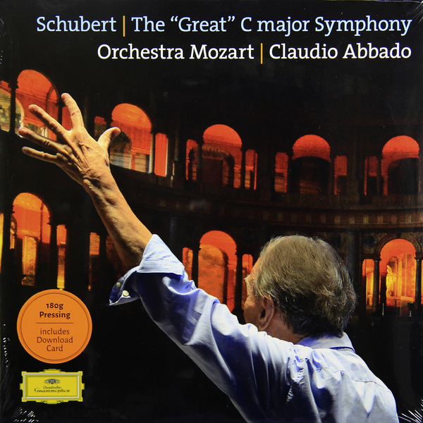 Schubert Schubert - The Great C Major Symphony (2 Lp, 180 Gr) клаудио аббадо orchestra mozart claudio abbado schubert the great c major symphony 2 lp