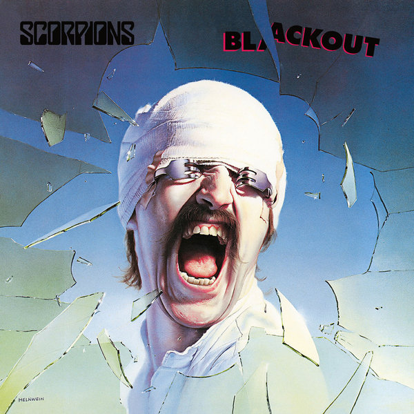 Scorpions Scorpions - Blackout (colour) scorpions