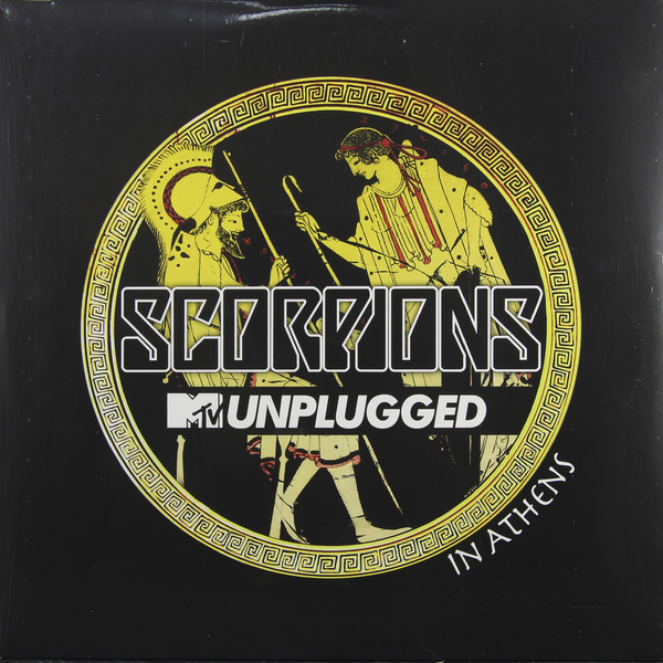 цена на Scorpions Scorpions - Mtv Unplugged (3 LP)