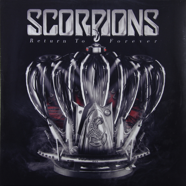 Scorpions Scorpions - Return To Forever (2 LP) scorpions – tokyo tapes 50th anniversary deluxe edition 2 lp 2 cd