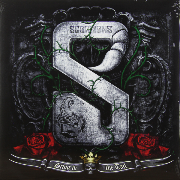 Scorpions Scorpions - Sting In The Tail scorpions love at first sting 2 cd