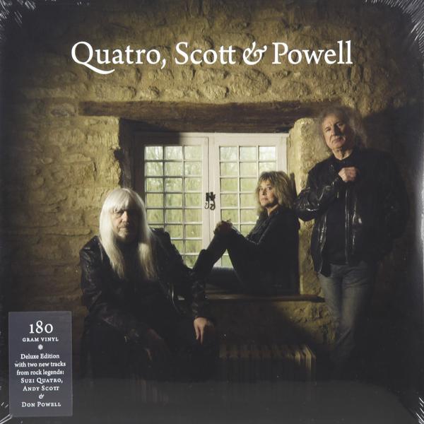 Quatro, Scott   Powell Quatro, Scott   Powell - Quatro, Scott   Powell (deluxe Edition) (2 LP) bud powell the amazing lp