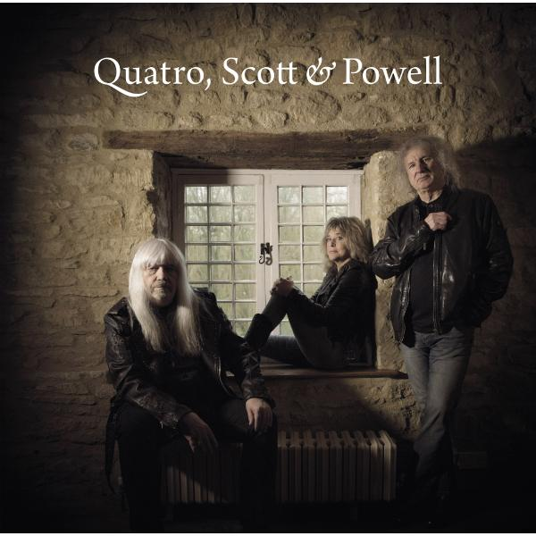 Quatro, Scott Powell - (limited, Colour, 180 Gr, 2 LP)