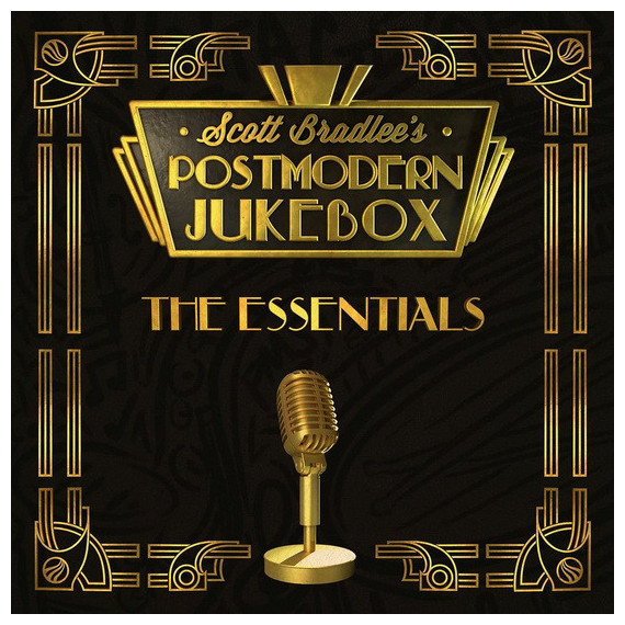 Scott Bradlee's Postmodern Jukebox Scott Bradlee's Postmodern Jukebox - The Essentials (2 LP) quatro scott powell quatro scott powell quatro scott powell deluxe edition 2 lp