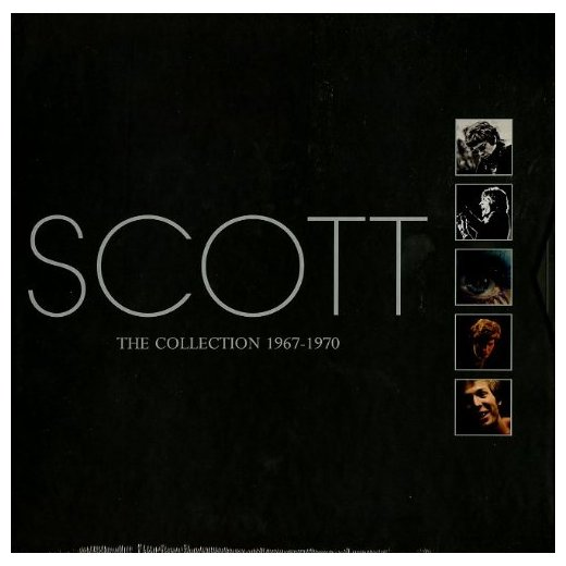Scott Walker Scott Walker - The Collection 1967-1970 (5 LP) scott walker scott walker scott 3