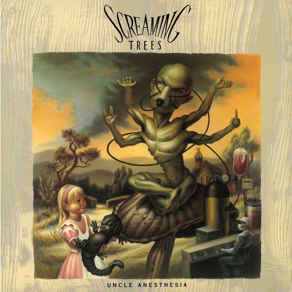 Screaming Trees Screaming Trees - Uncle Anesthesia (180 Gr) screaming o bullets синий миниатюрная бесшумная вибропуля