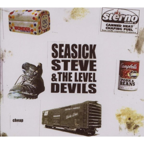Seasick Steve Seasick Steve - Cheap