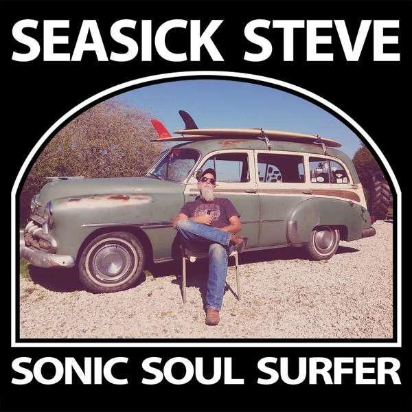 Seasick Steve - Sonic Soul Surfer (2 LP)