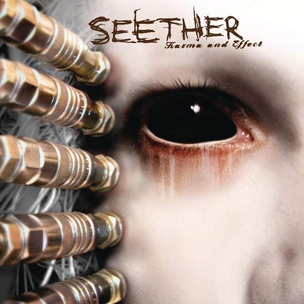 Seether - Karma And Effect (colour, 2 LP)