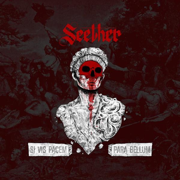Seether - Si Vis Pacem Para Bellum (colour, 2 LP)