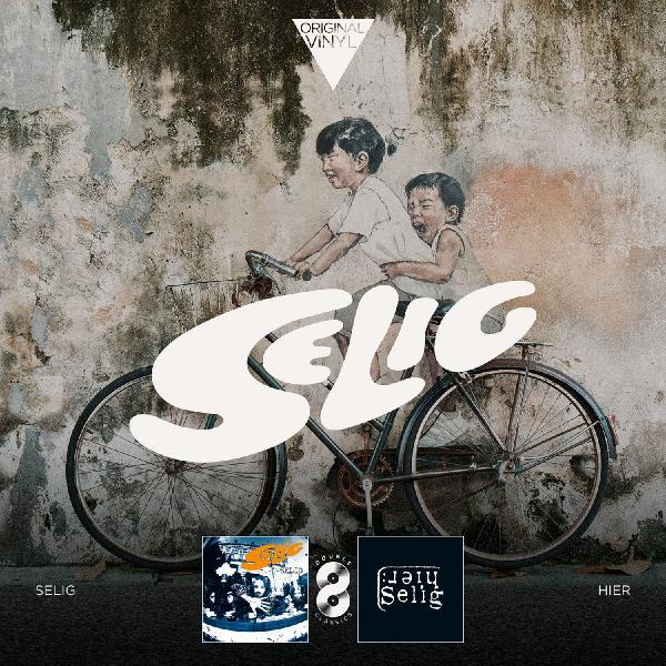 SELIG SELIG - Original Vinyl Classics: Selig + Hier (2 LP) блендер moulinex lm233a black