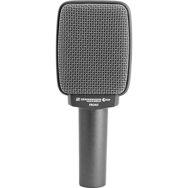 Инструментальный микрофон Sennheiser E 609 Silver динамический микрофон philips sbcmd150