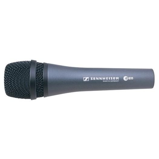 Вокальный микрофон Sennheiser E 835 вокальный микрофон sennheiser e 845 s