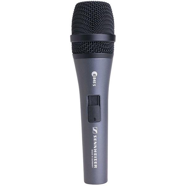 Вокальный микрофон Sennheiser E 845-S вокальный микрофон sennheiser e 945