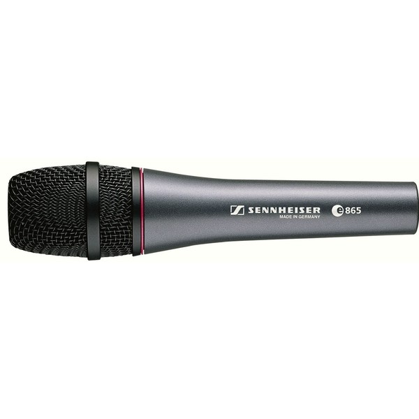 Вокальный микрофон Sennheiser E 865 вокальный микрофон sennheiser e 945