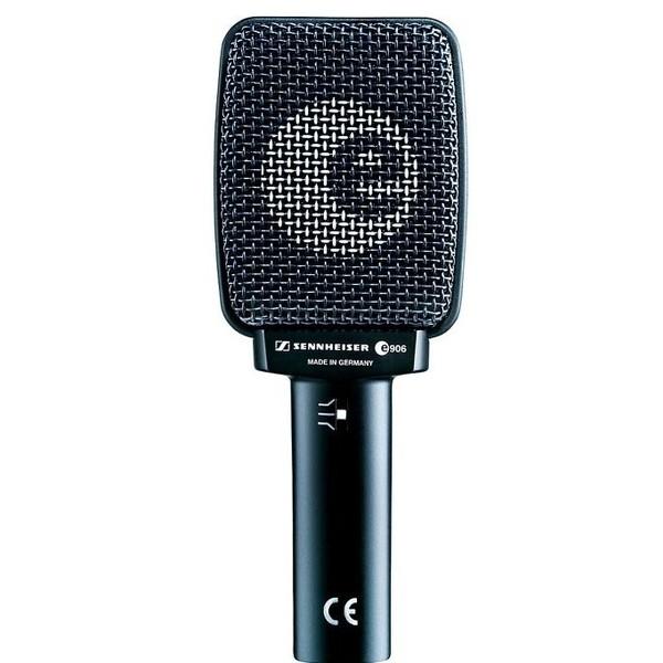 Инструментальный микрофон Sennheiser e 906 вокальный микрофон sennheiser e 835 s