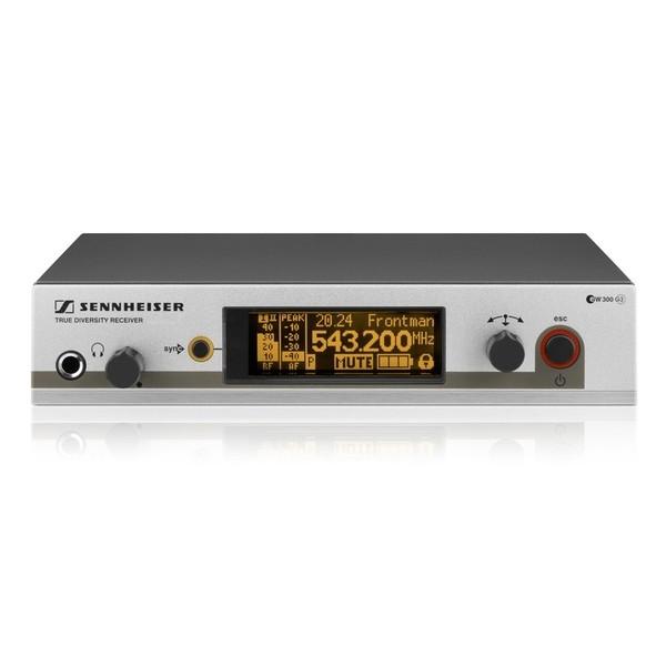 Приемник для радиосистемы Sennheiser EM 300 G3-A-X радиосистема sennheiser ew 145 g3 b x