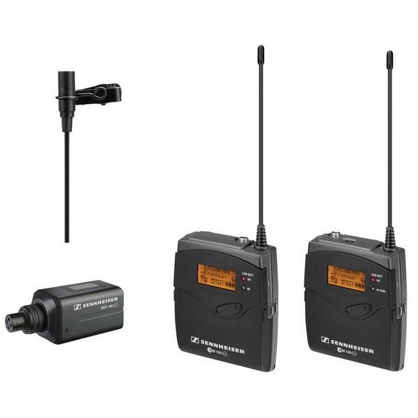 Радиосистема Sennheiser EW 100 ENG-G3-A-X mac eng 6 fluency bk cd x2