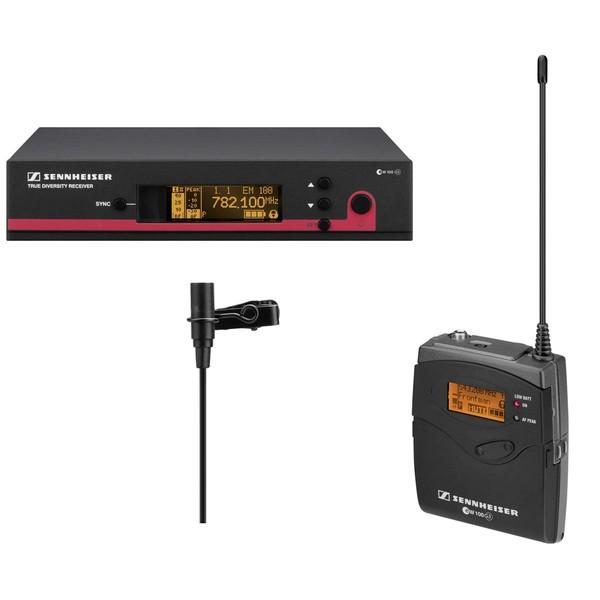 Радиосистема Sennheiser EW 112 G3-B-X sennheiser sennheiser ew 145 g3 b x