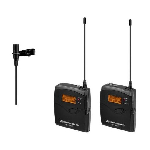 Радиосистема Sennheiser EW 122P-G3-B-X sennheiser sennheiser ew 145 g3 b x
