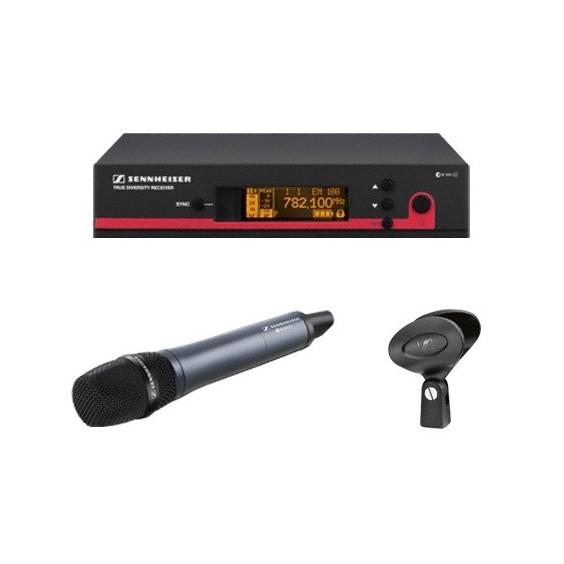 Радиосистема Sennheiser EW 135-G3-B-X вокальный микрофон sennheiser e 835 s