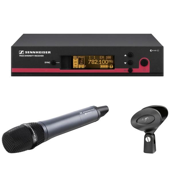 Радиосистема Sennheiser EW 165-G3-A-X радиосистема sennheiser ew 112p g3 a x