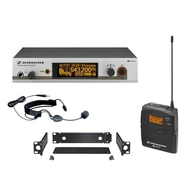 цена на Радиосистема Sennheiser EW 352-G3-B-X