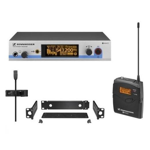 Радиосистема Sennheiser EW 512 G3-A-X готовый комплект радиосистемы sennheiser ew 145 g3