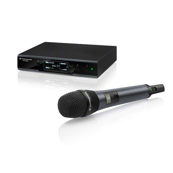 Радиосистема Sennheiser EW D1-835S-H-EU 2014 rushed free shipping 16 channel real time video capture card d1 record h 264 mpeg4 dvr pci cctv system security equipment