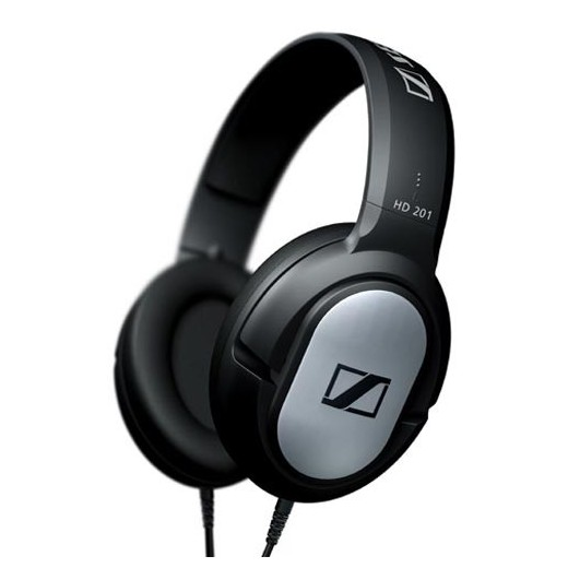 Охватывающие наушники Sennheiser HD 180 Black/Silver цена и фото