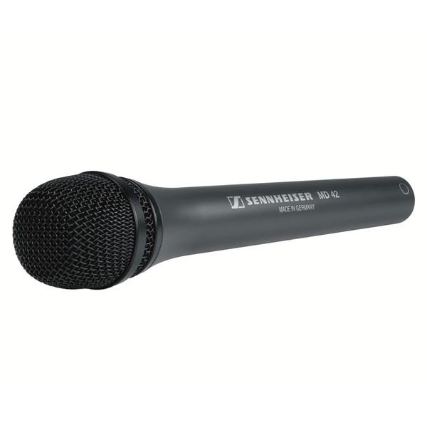 Микрофон для радио и видеосъёмок Sennheiser MD 42 микрофон для радио и видеосъёмок sennheiser me 4 n