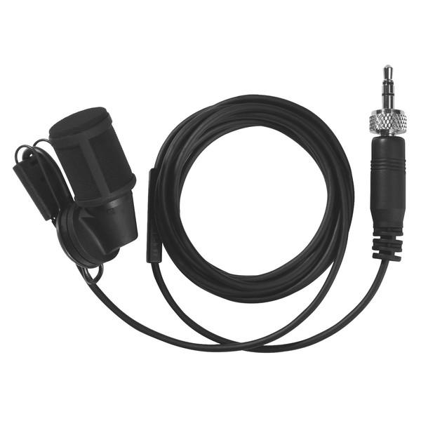 Петличный микрофон Sennheiser MKE 40-EW Black микрофон sennheiser me 3 ew