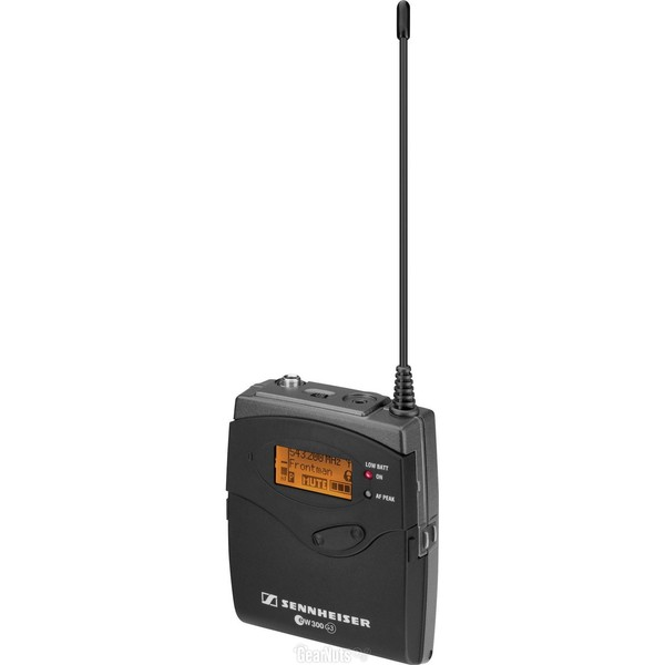 цены Передатчик для радиосистемы Sennheiser SK 300 G3-B-X