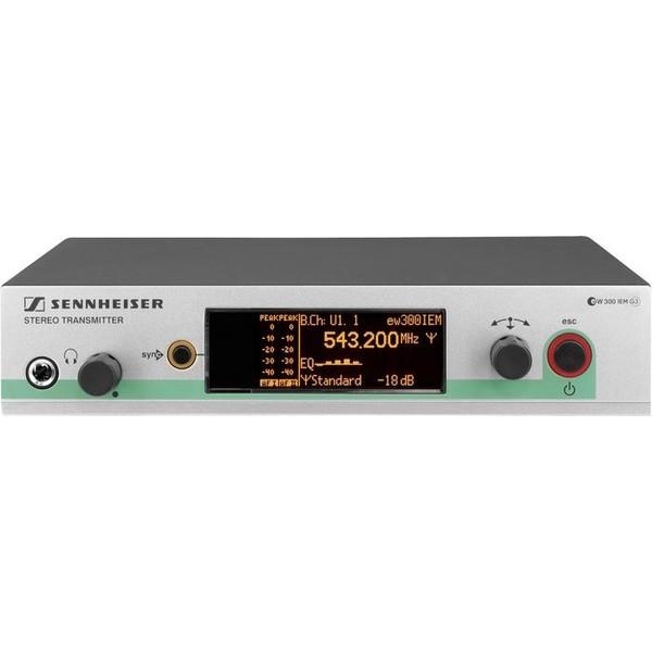 Система персонального мониторинга Sennheiser SR 300 IEM G3-G-X