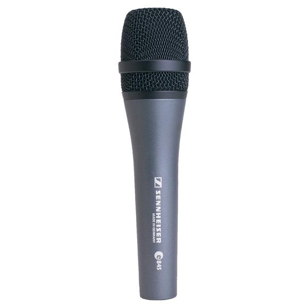 Вокальный микрофон Sennheiser E 845 вокальный микрофон sennheiser e 845 s