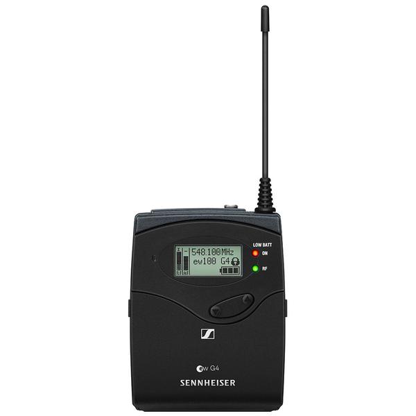 Фото - Приемник для радиосистемы Sennheiser EK 100 G4-A система персонального мониторинга sennheiser ek iem g4 a