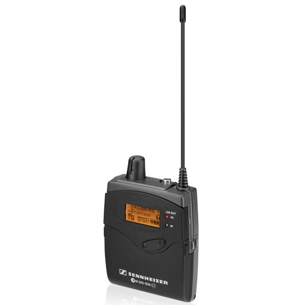 Система персонального мониторинга Sennheiser EK 300-IEM-G3-G-X оборудование для мониторинга ideas 001 15