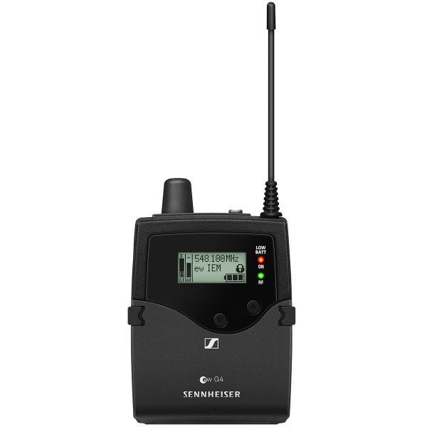 Фото - Система персонального мониторинга Sennheiser EK IEM G4-A1 система персонального мониторинга sennheiser ek iem g4 a